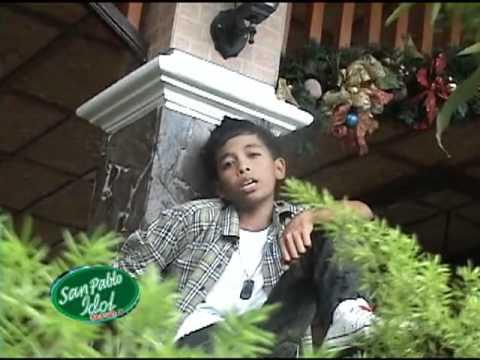 San pablo Idol season3 (Jazz Billy fadallan)