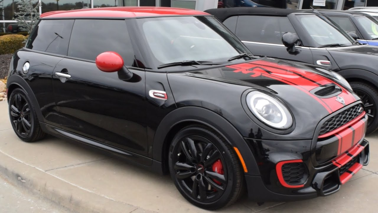 2019 Mini John Cooper Works Baron Exclusive Compeion Package
