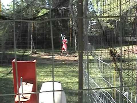 build softball pitching machine
