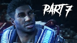 THE BUZZKILL!! Gears of War 4 Gameplay Walkthrough Part 7 - Act 3 - FULL GAME (GOW4 Gameplay)