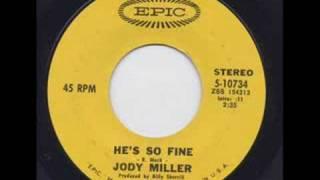 """Jody Miller  """"He"""