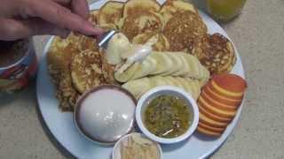 Coconut Pancakes Gluten Free Cheekyricho Video Recipe