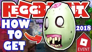 [EVENT] How To Get the Eggfection Egg - Roblox Egg Hunt 2018