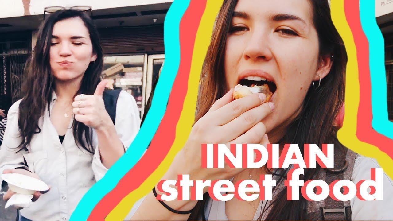 AMAZING Indian Street Food in New Delhi - Only Hidden Gems
