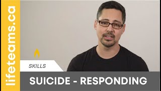 Suicide - Responding