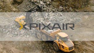 Industrial Showreel Pixair 2020 | Pixair | Drone Videos | Nouvelle Caledonie