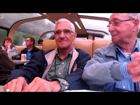 Traveling from Talkeetna to Denali Alaska on Grayline Tours 2014