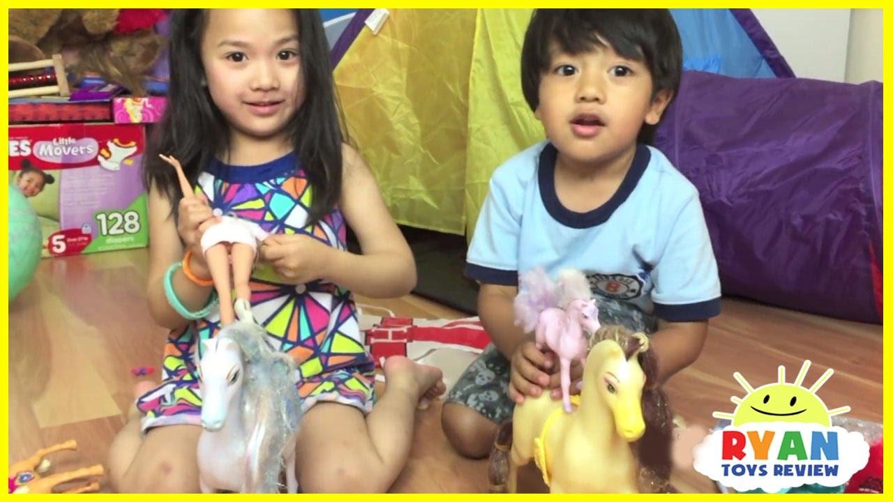 Download Kids Playtime Pretend Play Children Activities Frozen Elsa Surprise Toys Balloons Pop