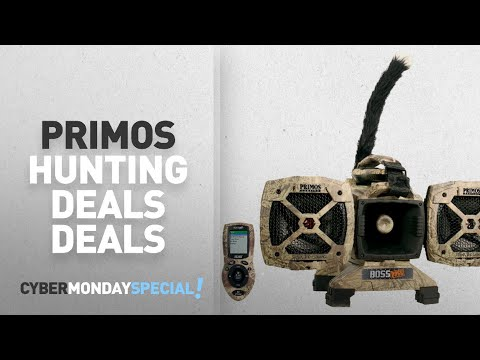 Cyber Monday Week | Primos Hunting Deals: Primos 3757 Boss Dogg