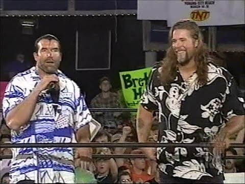 Kevin Nash & Scott Hall (The Outsiders) FUNNY MOMENTS