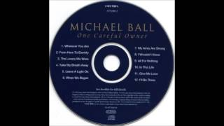 Watch Michael Ball Wherever You Are video