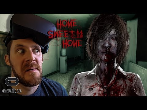 "HOME SWEET HOME VR PART 5 (STEALTH THAT BI""CH)"