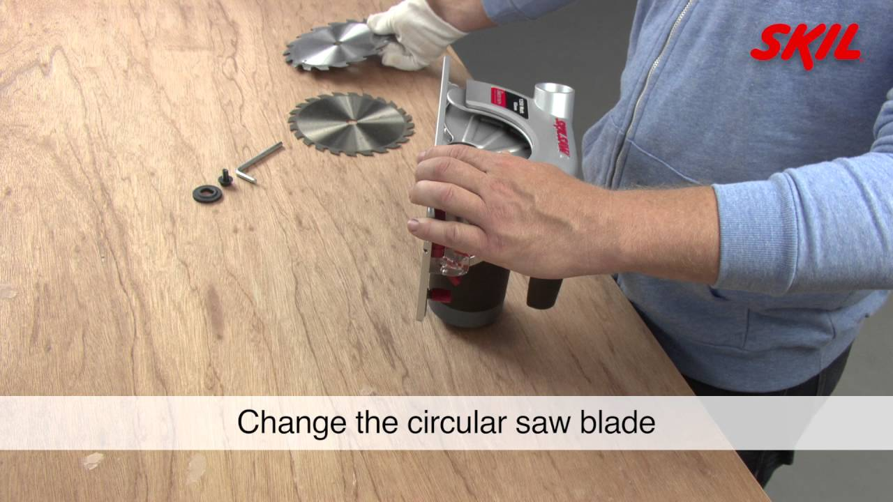 How to change a circular saw blade youtube how to change a circular saw blade greentooth