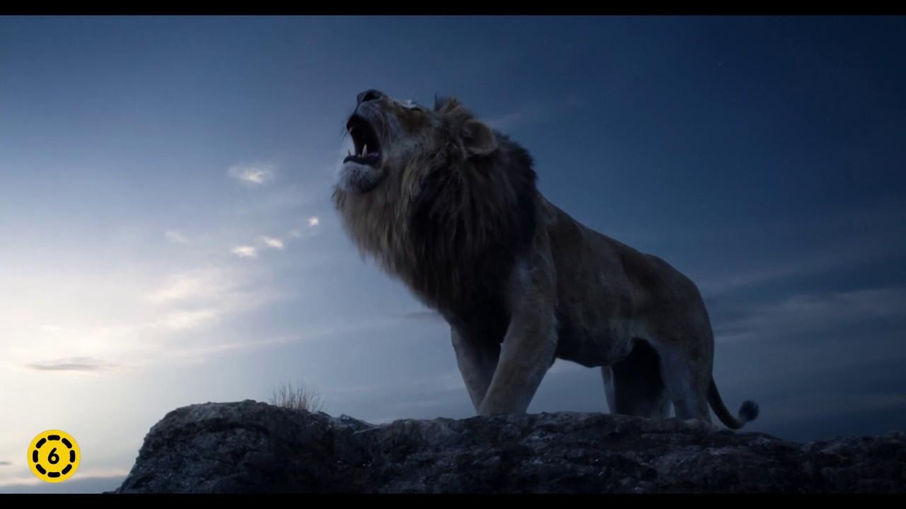 Az oroszlánkirály - Szinkronos előzetes #1 (6E)