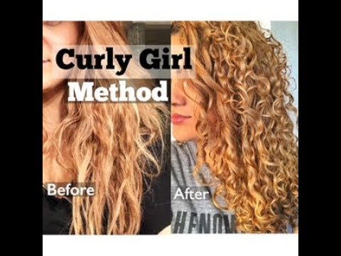 Curly Girl Method 5 Things Learned Youtube