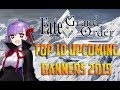 Fate Grand Order NA- Top 10 Banners to Roll in 2019!