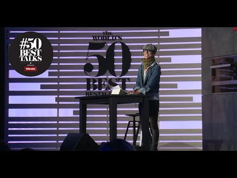 Dominique Crenn of Atelier Crenn: Beyond Gender #50BestTalks