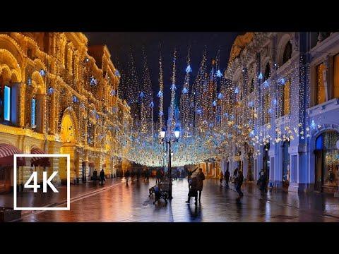 [4k]-night-walk:-nikolskaya-street,-moscow-(sounds-of-the-street)-walking-along-nikolskaya