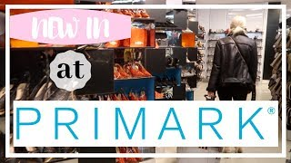 NEW IN AT PRIMARK JANUARY 2019 | COME SHOP WITH ME