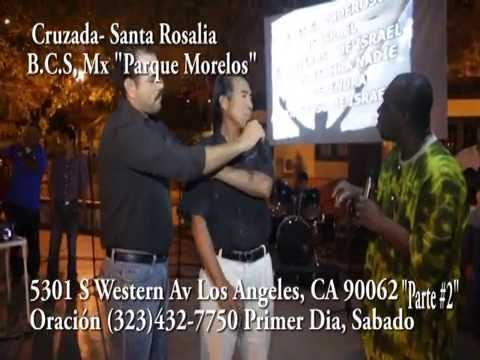 Cruzada/Crusade- Baja California Sur, Santa Rosalia Mexico 2014