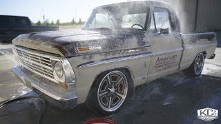 2017 SEMA Build F100 Showcase