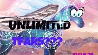 Robot Unicorn Attack 2 - UNLIMITED TEARS!! - Snakies AJ