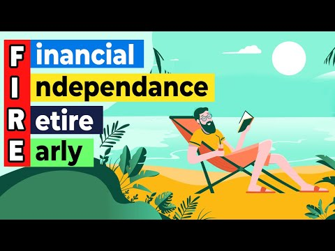 F.I.R.E🔥 What is FIRE Movement. Financial Independence Retire Early explained in detail