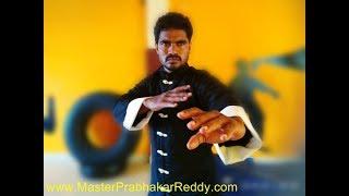 Indian Best Martial arts Teacher Master Prabhakar Reddy Nellore Shaolin Kung-fu Hostel