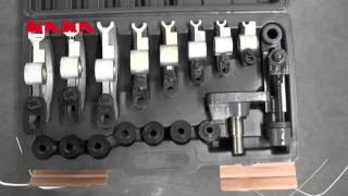 KAKA Industrial Portable Manual Tube/Pipe Bender MY-22