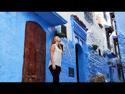 The Blue City, Chefchaouen: Best City In Morocco?
