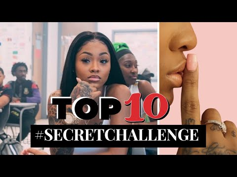 Ann Marie Secret Challenge Dance Compilation 😂#SecretChallenge