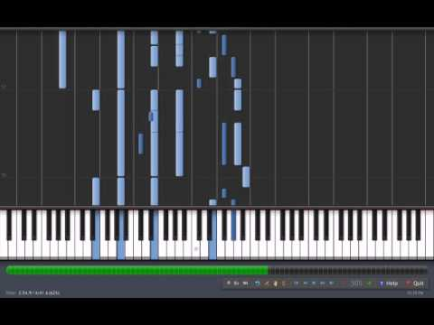 My Chemical Romance Cancer Piano Tutorial 50 Youtube