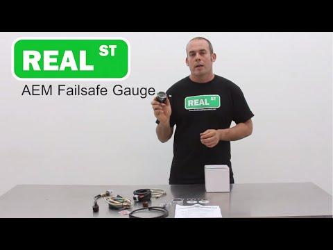 AEM AFR Failsafe Gauge 30-4900 Wideband O2 30psi Boost Gauge Product Spotlight
