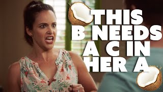 This B needs a C in her A | Brooklyn Nine-Nine | Comedy Bites