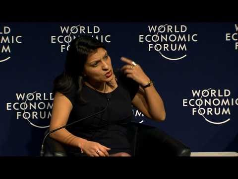 The YouTube Davos Debates - How can social media further causes like these?
