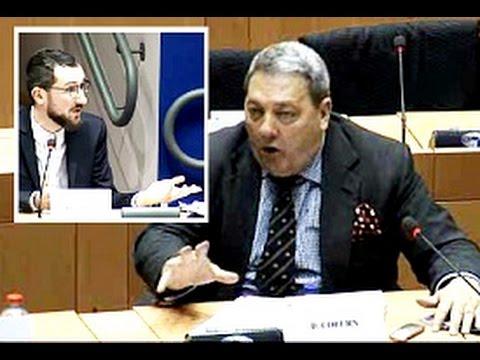 Orwellian over-regulation in people's finance will lead to lower economic growth - David Coburn MEP