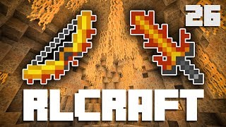 What Is RLCraft Ep26 OP Weapons
