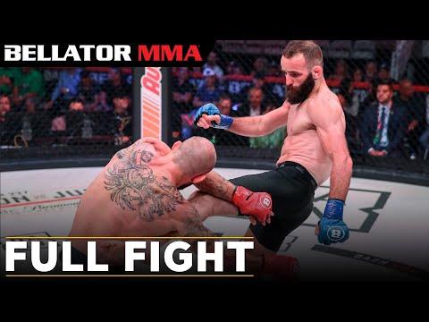 Full Fight | Pedro Carvalho vs. Sam Sicilia - Bellator 226