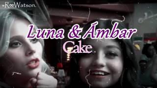 Luna + Ámbar | Cake #Lumbar