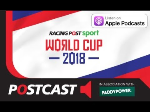 Football Postcast: World Cup 2018 Opening Games