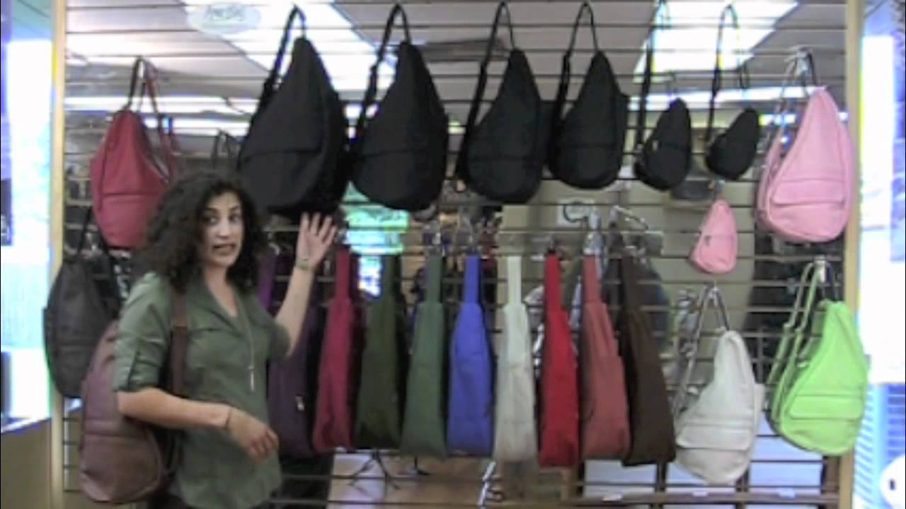 AmeriBag  What size Healthy Back Bag is right for you  - YouTube a71cae054913c