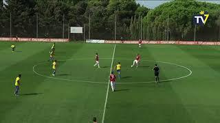Cádiz B 1 - Atlético Espeleño 1 (30-09-18)