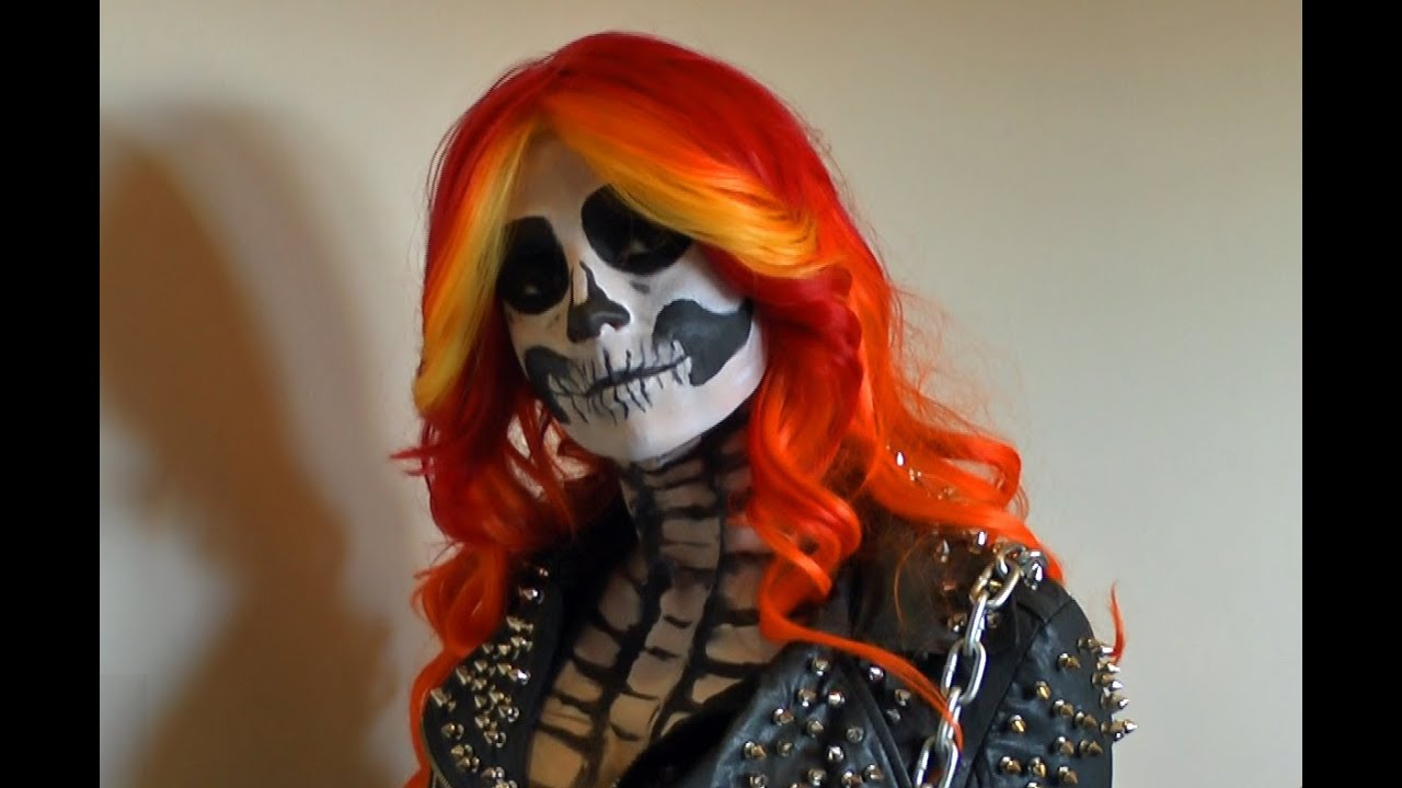 Ghost Rider Cosplay At Super Megafest 2013 Youtube