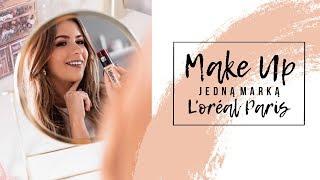 GRWM - MAKIJAŻ JEDNĄ MARKĄ: L'Oréal Paris - nowości w akcji + konkurs | CheersMyHeels