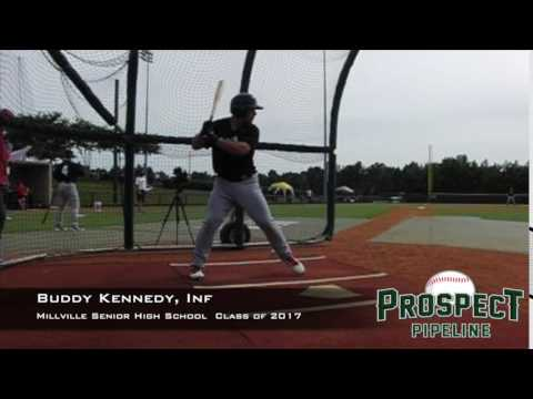 Buddy Kennedy, Inf, Millville Senior High School, Swing Mechanics at 200 FPS #TOS16