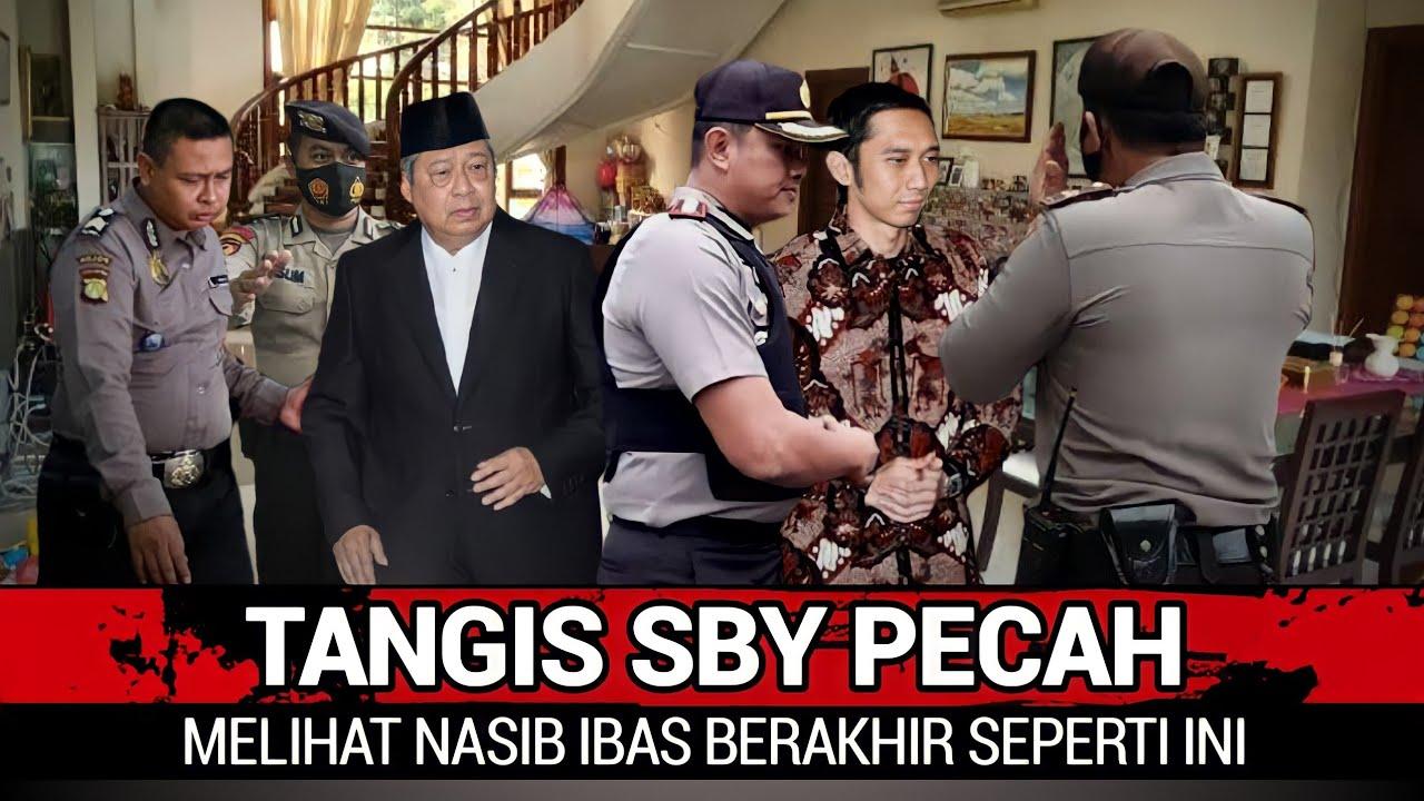 Download Berita Terkini ~ Tangis SBY Pecah ~ Melihat Nasib IBAS Berakhir Seperti Ini