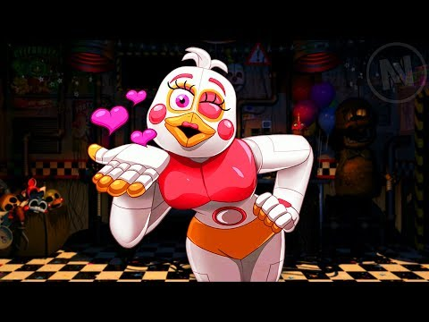 All Funtime Chica Quotes / Voice Lines (Five Nights At Freddy's Ultimate Custom Night)