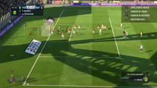Nantes vs Monaco sur fifa18