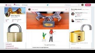 Twitter | Askıya alınmış hesabı açma | Kolay çözüm | Basit anlatım