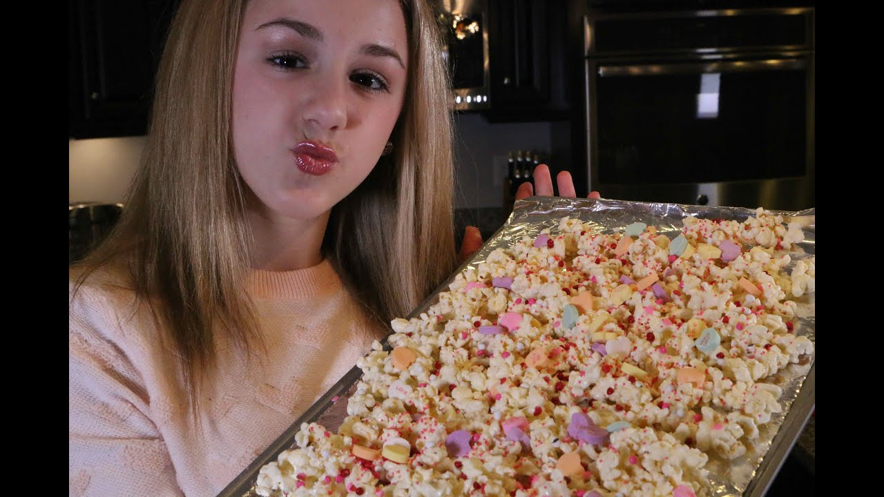 Chloe Lukasiak Diy Valentine S Day Youtube